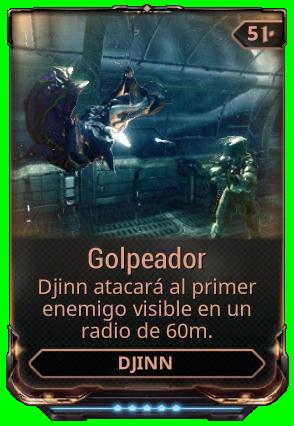 Golpeador