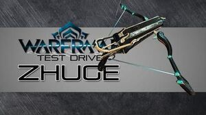 Warframe Test Drive Zhuge 3 Forma