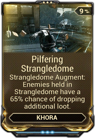 Pilfering Strangledome