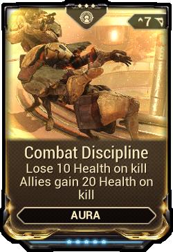 Combat Discipline