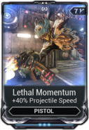 Lethal Momentum