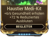 Haustier Medi-Kit