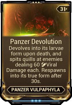 Panzer Devolution