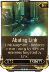 Abating Link