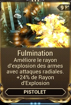 Fulmination