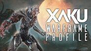Perfil de Warframe - Xaku