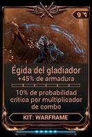 Égida del gladiador