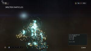 Specter Particles