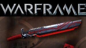 Warframe Machete Wraith