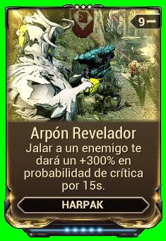 Arpón Revelador