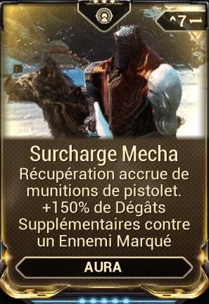 Surcharge Mecha