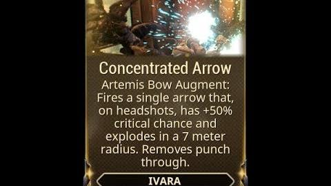 Concentrated Arrow