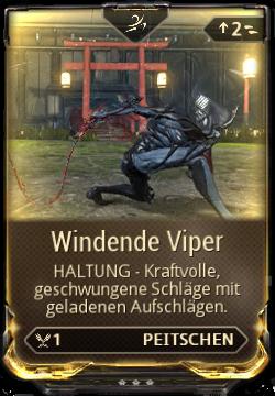 Windende Viper