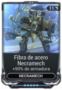 Fibra de acero Necramech