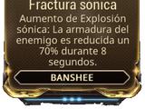 Banshee/Habilidades