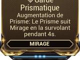 Garde Prismatique