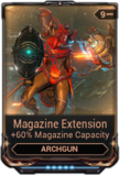 Magazine Extension