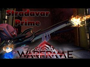 Stradavar Prime Build 2021 (Guide) - Viola's Shot - Warframe