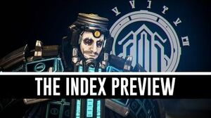 The Index Preview & All You Need To Know (Warframe)