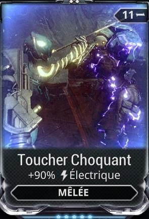 Toucher Choquant