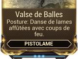 Valse de Balles