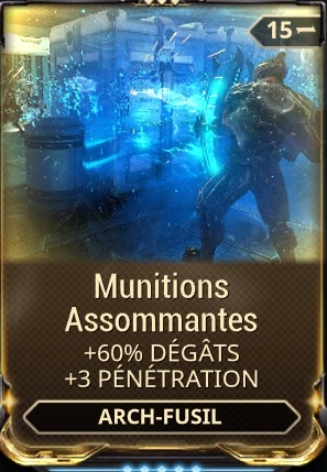 Munitions Assommantes