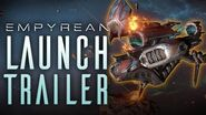 Warframe Empyrean Update Trailer - Out on PC, PS4, Xbox One!