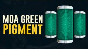 Moa Green Pigment Farm Dojo Colors (Warframe)