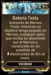 Batería Tesla