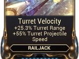 Turret Velocity