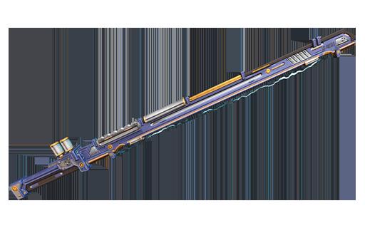 Diseño Dero de espada larga