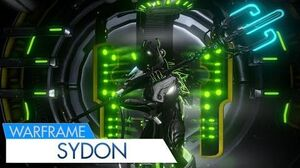 Warframe Sydon Three Pronged Attack