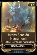 Intensificación Necramech
