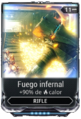 Fuego infernal