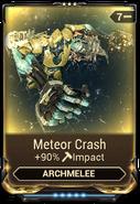 Meteor Crash