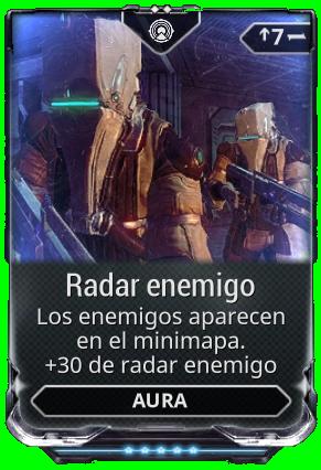 Radar enemigo