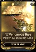 Venomous Rise