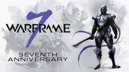 Warframe - Séptimo aniversario