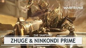 Warframe Zhuge Prime & Ninkondi Prime - A Couple Forma Later thesnapshot