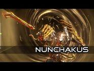 Les Nunchakus (Catégorie d'arme Mêlée) - Warframe -FR-