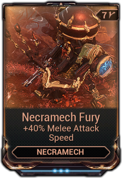 Necramech Fury