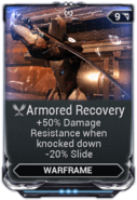 Armored Recovery