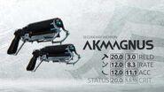 Tenno Reinforcements - Akmagnus