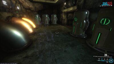 Астероид Гринир место5 комната1