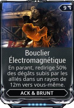 Bouclier Électromagnétique