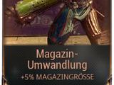 Magazinumwandlung