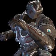 Rhino Blade of the Lotus Skin