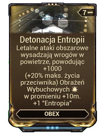 Detonacja Entropii