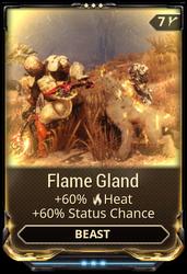 Flame Gland