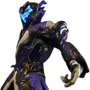 Frost Hisame Skin